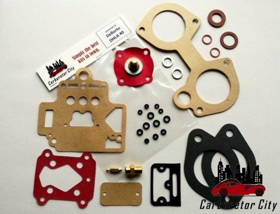 Rebuild Kit for 1 Dellorto DHLA 40 Carburetor