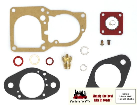 Carburetor City Carburetor Rebuild Kits