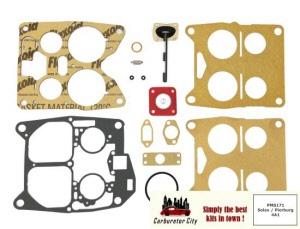 Rebuild Kit for Solex 4A1 32-44 carburetors for BMW 520 6-Cilinder - PMS171